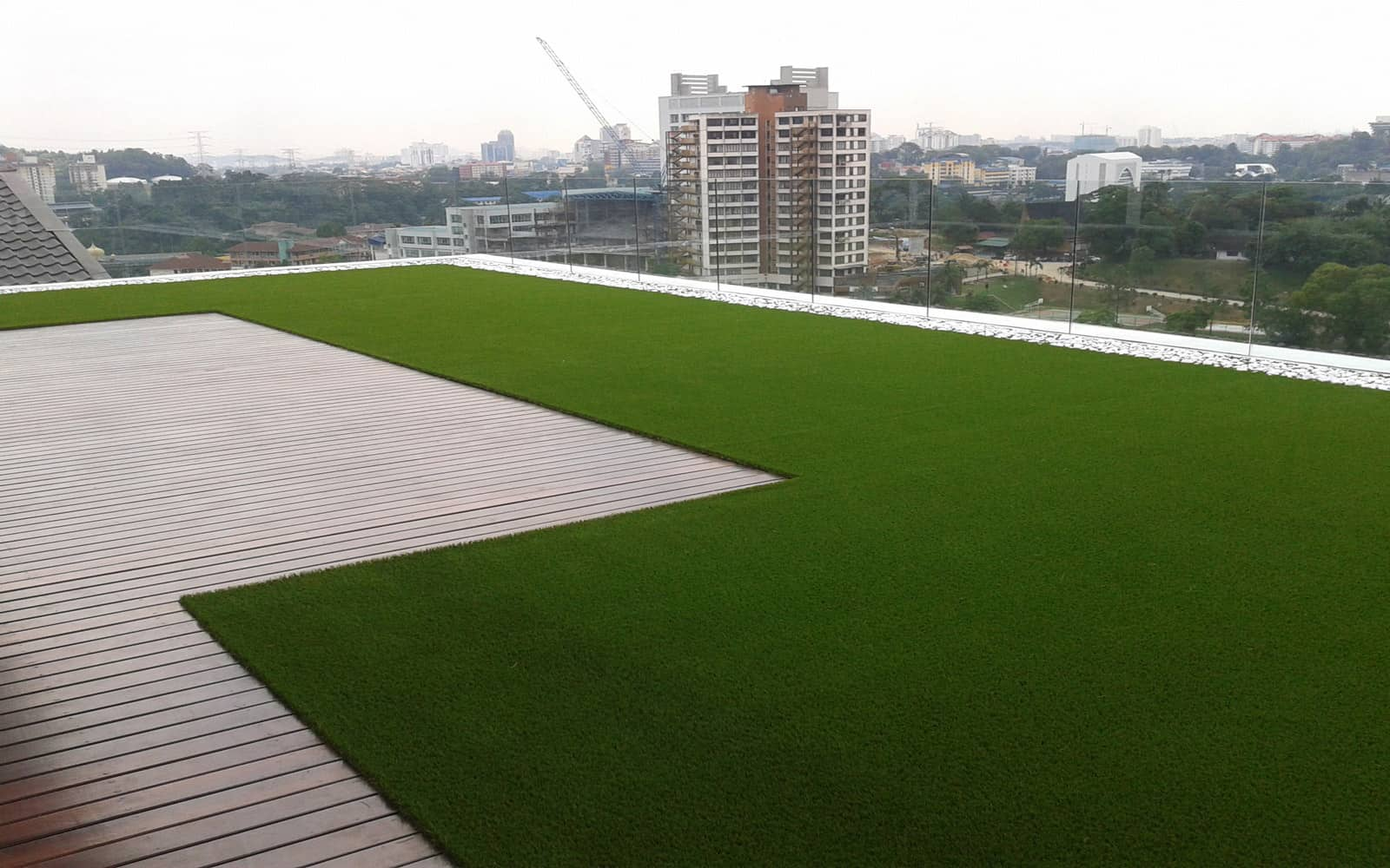 Desa Park city Artificial Grass