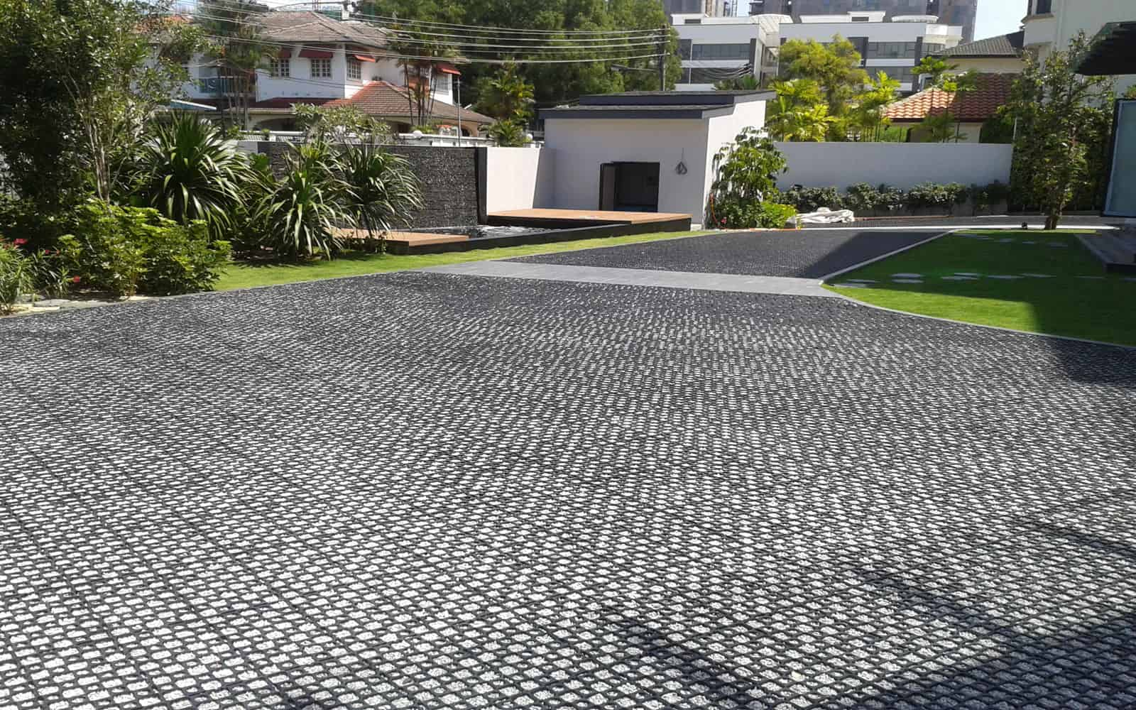 Driveway Permeable Paving