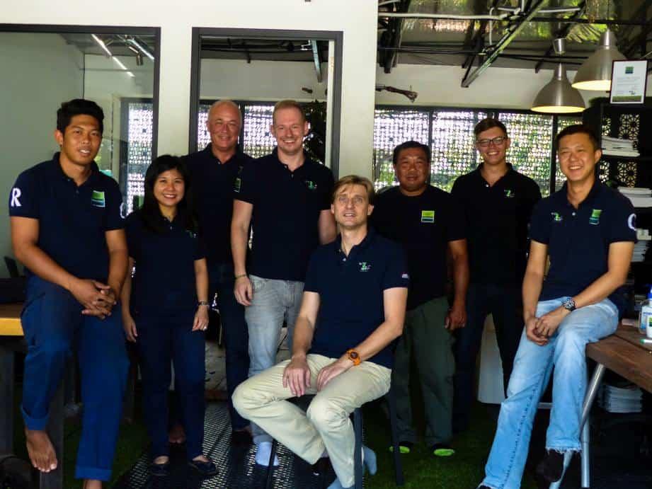Eco Outdoor Team, staff