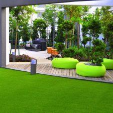 Artificial Grass in Desa Parkcity, Kuala Lumpur
