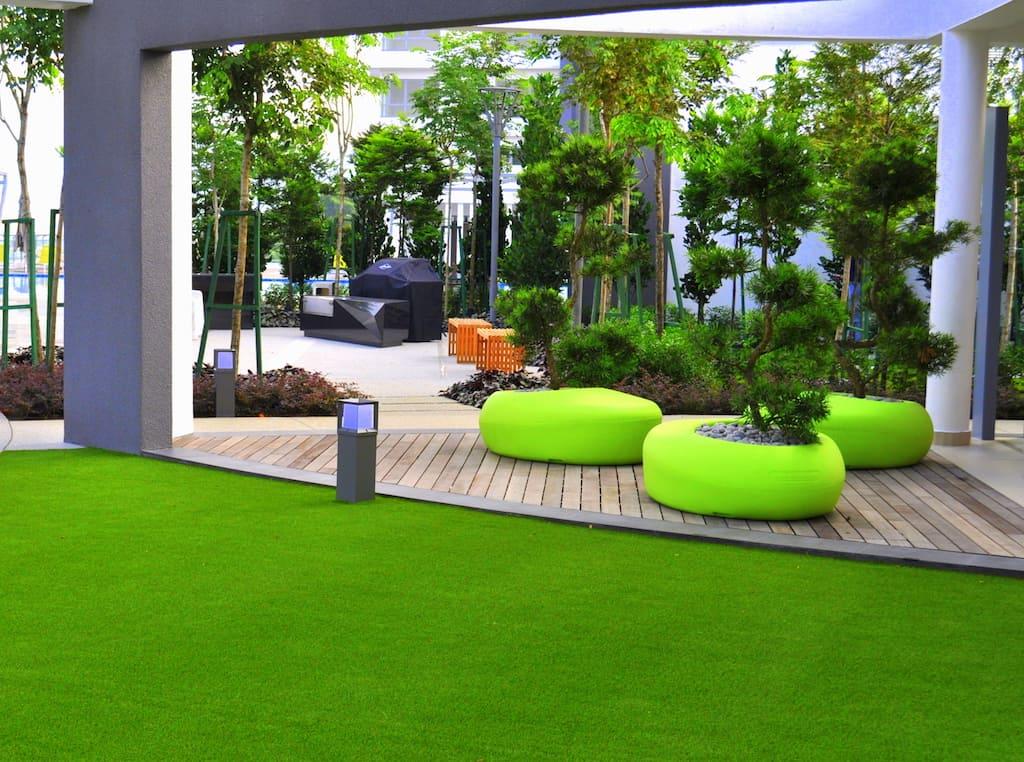 Artificial Grass | Eco Outdoor Malaysia