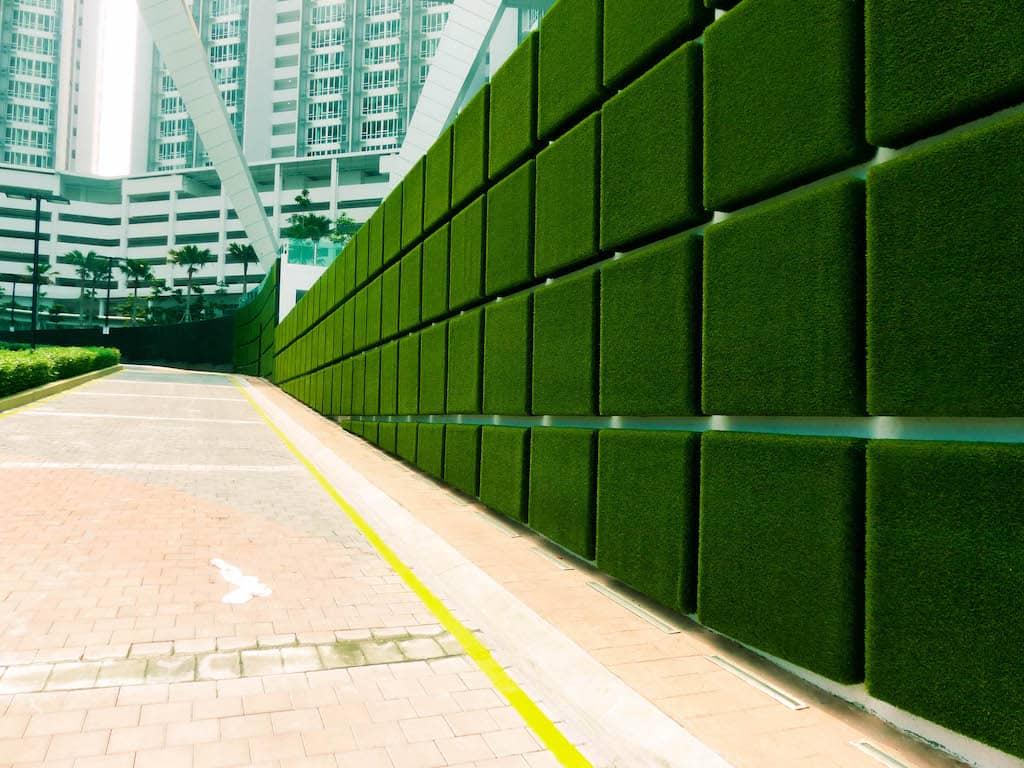 Artificial Grass at Garden Plaza Cyberjaya, Kuala Lumpur
