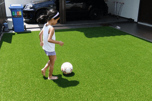 Royal Grass artificial grass: tested to be safe and sound!