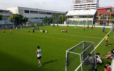 Case Study: Artificial grass surface for Sri Kuala Lumpur