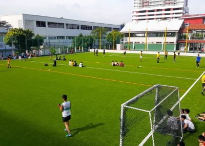 Artificial Grass Sports Field