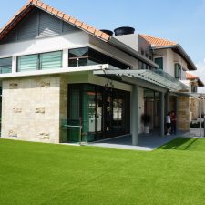 Residential Artificial Grass Project