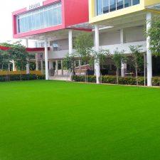 Artificial Grass at the Desa Park City International School