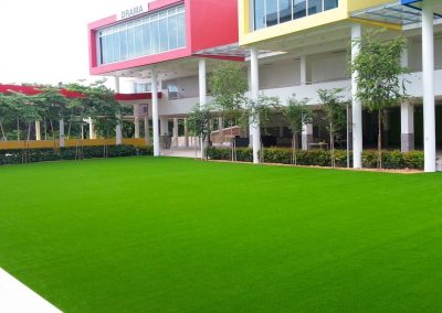 Artificial Grass at the Desa Park City International School