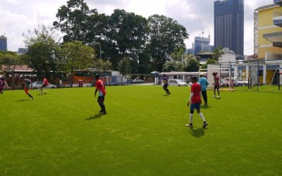 New sports field for Global Indian International School KL