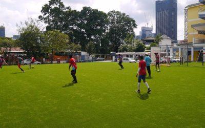 New sports field for Global Indian International School KL