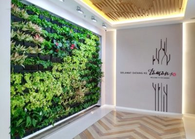 Interior Vertical Garden