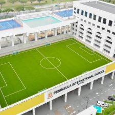 Artificial Grass Soccer Field in Malaysia