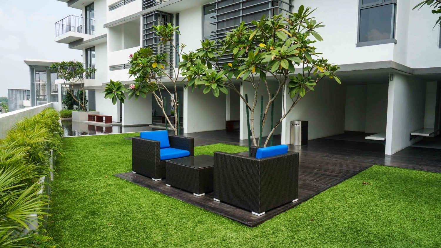 Artificial Grass Eco Outdoor Malaysia