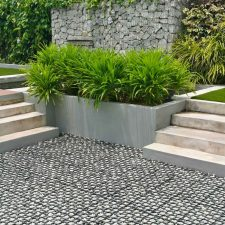 Eco Outdoor Permeable Paving Showcase