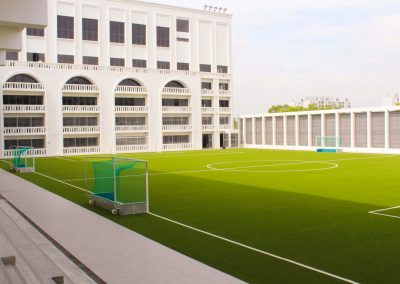 International School With Artificial Grass Sports Field in Malaysia