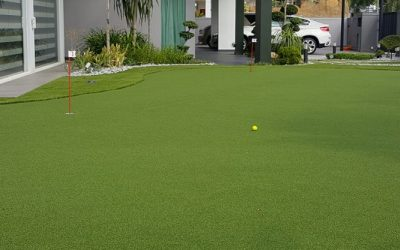 Artificial Grass For Golf Puttings!